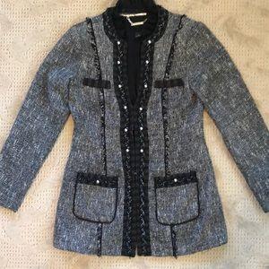 WHBM topper jacket